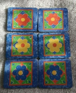 Rayware Set Of 6 Coasters