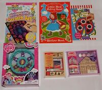 Bundle of 6 x Toys including Melissa and Doug & My Little Pony - Brand New