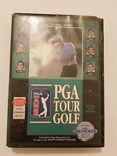 PGA Tour GOLF Sega GENESIS Completo