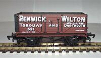 REPLICA RAILWAYS 13208 7 PLANK WAGON - RENWICK WILTON