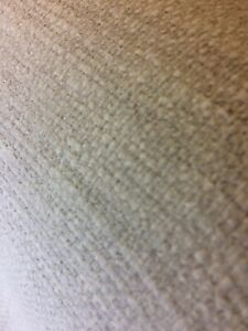 """SILVER GREY CHENILLE UPHOLSTERY FABRIC 57""""(145)WIDE"""