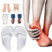 Korrektur Schuhe Senkfusseinlage Orthotic Für High Heels Einlegesohlen Orthopädi