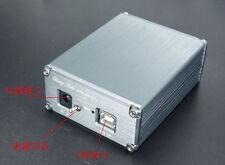 192K 24Bit XMOS_U8+AK4490 Asynchronous USB To RCA and headphone output in case