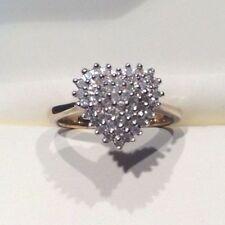 Heart Valentine's Day Fine Diamond Rings