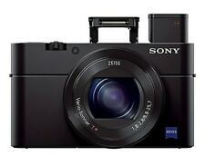 Sony Cybershot DSC RX100M3 Premium Digital Compact Camera With 180 Degree Selfie