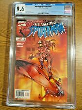 Amazing Spider-man #431 Key CGC 9.6 NM+ 1st Cosmic Carnage Silver Surfer Marvel