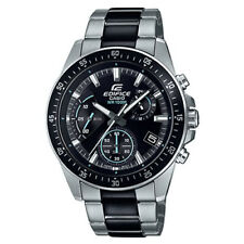 Casio Edifice Stainless Steel Men's Watch EFV-540SBK-1AV