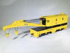 MOW TRAINS HO Athearn RTR MILWAUKEE 200-Ton Crane MILW X18 Work Train MWKC