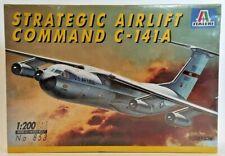 Strategic Airlift Command C-141A Italeri No. 853 Maßstab 1:200