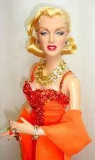 """Tonner Marilyn Monroe 16"""" Doll + I Just Adore Conversation Outfit w/Stand EUC"""