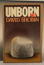 The Unborn. David Shobin.HC/Dj.Vintage Horror. terrifying. Horror. Suspense.