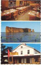 Biard's Restaurant PERCE Quebec CANADA ~ Std Size