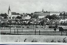 15647 AK Stadt Hollabrunn ND Häuser Kirche Feldpost 5.3.1943