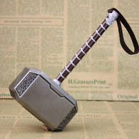 The Avengers Thor Mjolnir Alloy Prop Hammer large Size Adult Cosplay Mjolnir