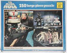 THE BLACK HOLE 1979 WALT DISNEY 250 JIGSAW PUZZLE SHRINK WRAPPED / SEALED