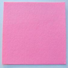 Feutrine ROSE plaque 29x29cm épaisse 3mm Feutre tissu DIY loisirs créatifs