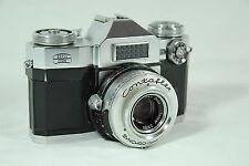 Zeiss Ikon Contaflex - Tessar 2.8/50mm Clean