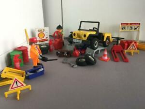 Playmobil Werkstatt