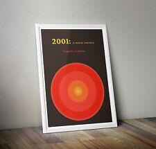 2001: A Space Odyssey Retro Print/ Poster A3 A4 - Minimalist Prints Digital Art
