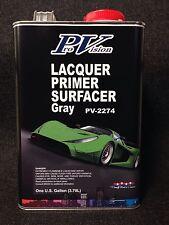 LACQUER PRIMER SURFACER GRAY (Gallon)