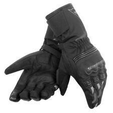 Gants noirs textile pour motocyclette taille XL