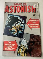 Tales to Astonish #26 December 1961 G/VG