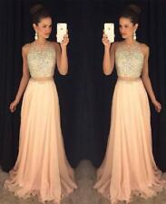 Long Mermaid Prom Dress Bridesmaid Formal Wedding Evening Party Sexy Ball Gown