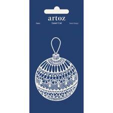 Láser de corte de papel bolas-Artoz Adornos 147146-11
