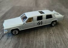 Foo Fighters Wasting Light White Limo Diecast 2011 Huckleberry Rare Very Cool!