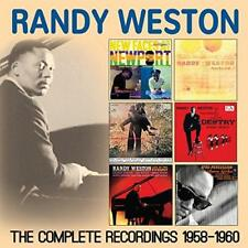 Randy Weston - The Complete Recordings: 1958 - 1960 (NEW 3CD)