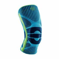 Bauerfeind Sports Knee Support Breathable Compression Knee Brace for Athletes