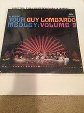 "Guy Lombardo ""Medley Volume 3"" Sealed LP - Capitol ST 1598"