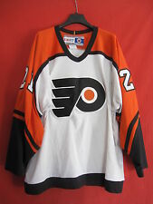 Maillot Hockey Ice NHL Flyers Philadelphia Peter Forsberg Vintage Jersey - L