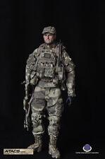 Cal-Tek US A-TACS Camo Advanced Tactical Concealment System Operator 1/6 Figure