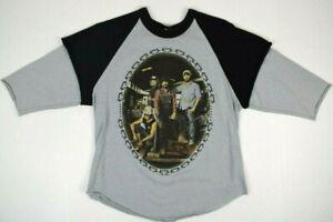 Vintage 80s Alabama Southern Rock Tour T-Shirt XS/S 1985 40 Hour Week Tour