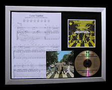 BEATLES Come Together GALLERY QUALITY MUSIC CD FRAMED DISPLAY+FAST GLOBAL SHIP