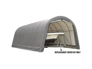 Shelterlogic Replacement Cover 90510 fits 14x32x12 Garage-In-Box sku 62669