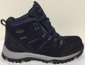 Mens Skechers Relment Pelmo Relaxed Fit Waterproof Boots UK Size 12 EU 47.5