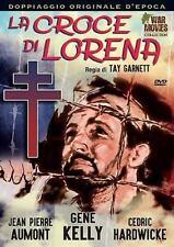 Dvd LA CROCE DI LORENA - (1943) Western *** A & R Productions *** .....NUOVO