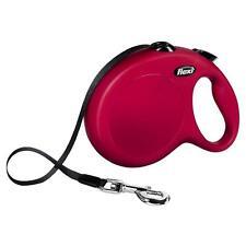 Flexi Classic Laisse Rétractable pour Chien 8 M Rouge T