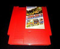 Neu NES Spiel 500 in 1 NTSC und PAL Ninja Turtles Bomberman Spiderman
