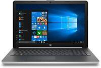 "HP 15-DB0031NR 15"" AMD A9-9425 3.10GHz 4GB 1TB HDD AMD Radeon R5 Win10 Home 64"