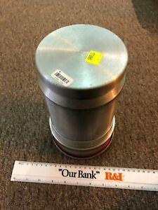 "Vintage Bausch & Lomb Jumbo Anamorphic Cine Projector Lens 4 "" Diameter"
