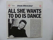 DON HENLEY All she wants to do is dance A-6137