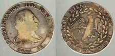 Palermo Ferdinando III di Borbone 1759-1816 - 12 Tari 1810.AR.Spahr 138/140.