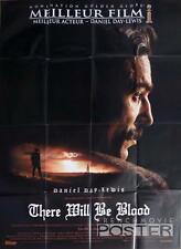 THERE WILL BE BLOOD - ANDERSON / DAY-LEWIS / OIL - ORIGINAL LARGE MOVIE POSTER