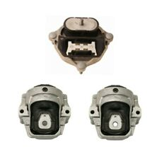 Transmission Mount And Left and Right Engine Mounts Kit For: Audi Q5 2009 - 2012
