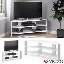 Lowboard Eck TV Board Schrank Pit Fernsehtisch Eckschrank Fernsehschrank Vicco