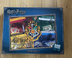 Harry Potter 500 Piece Jigsaw Puzzel Brand New
