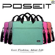 "Laptop Shoulder bag carry for Macbook Air Pro 11"" 13"" 15"" 16"" 17"" Retina White"